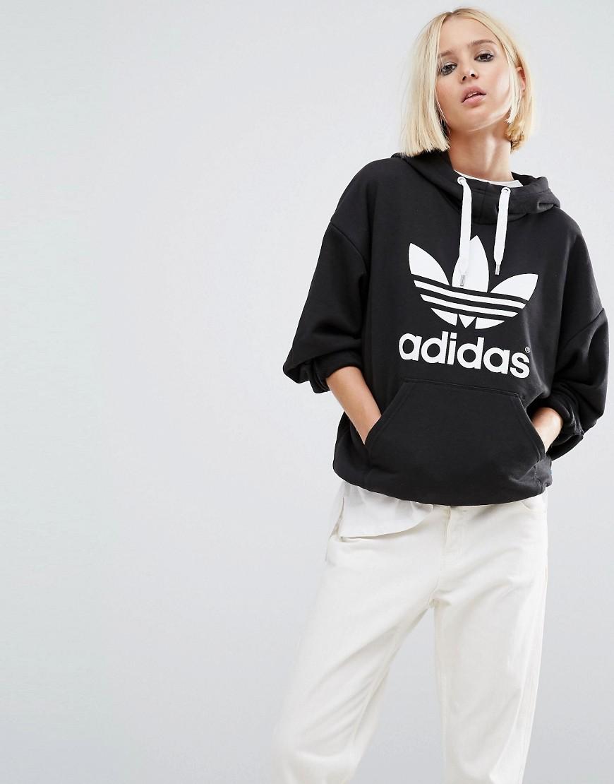 Sweat à capuche, Adidas sur Asos, 65€